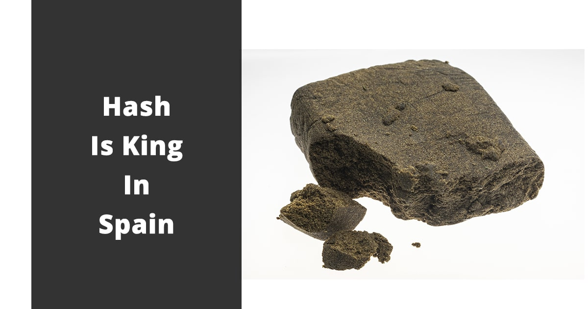 hash is king in spain