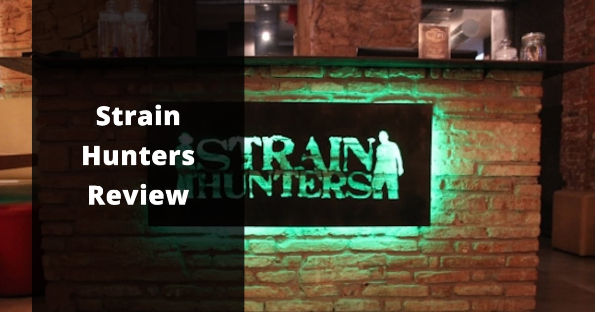 strain hunters review