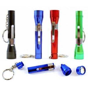 stealth pipe flashlight