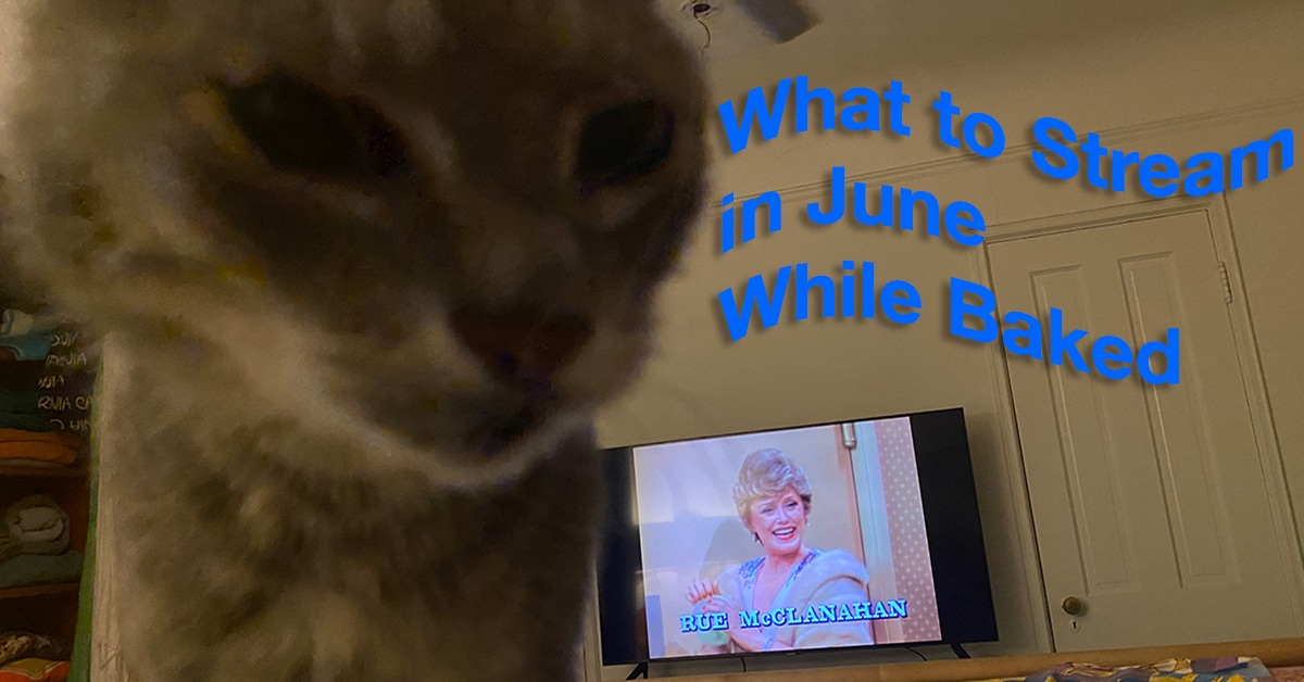 What to Stream in June While Baked